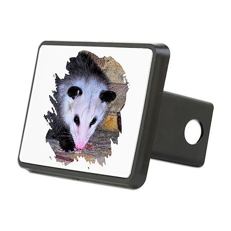 possum Rectangular Hitch Cover
