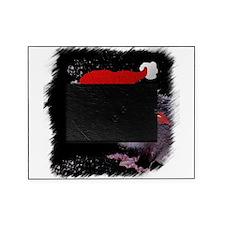 Possum Santa Picture Frame