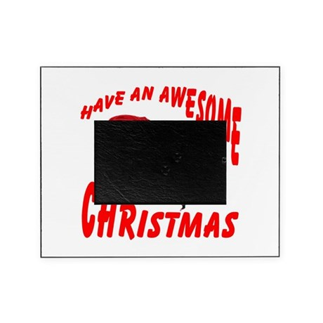 santaspossum2a.png Picture Frame