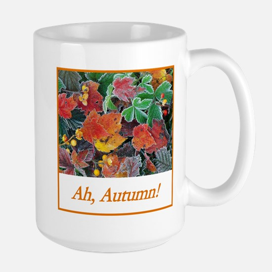 Ah! Autumn Large Mug
