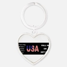 WE HAVE A FLAG... Keychains