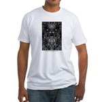 Azathoth Fitted T-Shirt