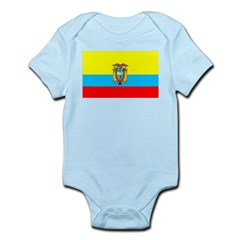 Ecuador Infant Creeper