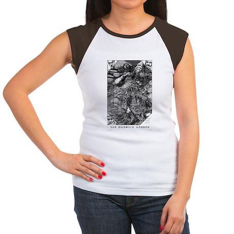 Wilbur Whateley Women's Cap Sleeve T-Shirt