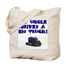 My Uncle Drives... Tote Bag