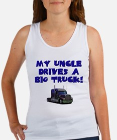 My Uncle Drives... Women's Tank Top