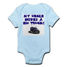 My Uncle Drives... Infant Creeper