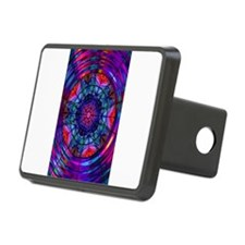 Kaleidoscope Fractal 8 Hitch Cover