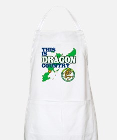 Dragon Country BBQ Apron
