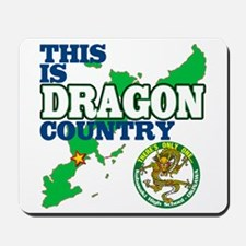 Dragon Country Mousepad