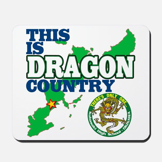 Dragon Country Mousepad
