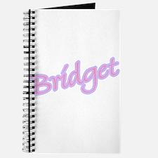 Cute Bridget Journal