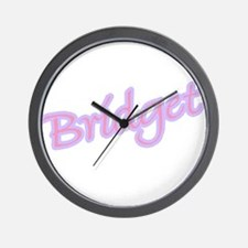 Unique Baby naming Wall Clock