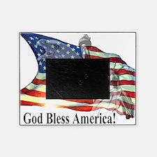 God Bless America! Picture Frame