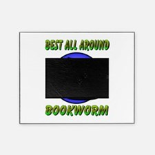bookworm.png Picture Frame