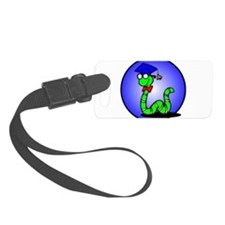 bookworm1.png Luggage Tag