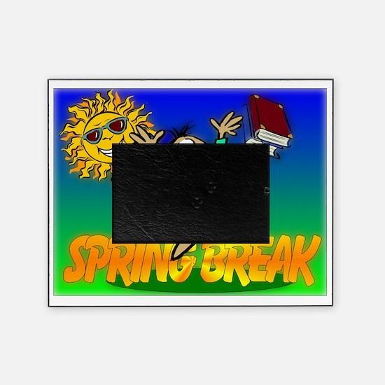 springbreak.png Picture Frame