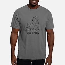 Unique Chico party Mens Comfort Colors Shirt