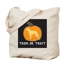 "Whippet ""Trick or Treat"" Tote Bag"
