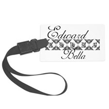 edward.png Luggage Tag