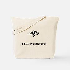Motocrossing Tote Bag