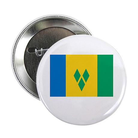 Saint Vincent Flag Picture Button