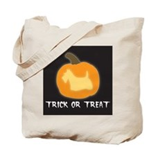 "Scottie ""Trick or Treat"" Tote Bag"