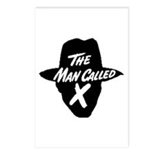 The Man Called X Postcards (Package of 8)