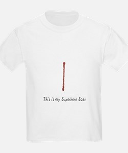 Superhero Scar T-Shirt