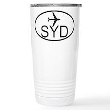 sydney airport.jpg Travel Coffee Mug