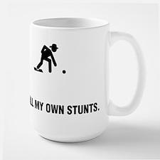 Lawn Bowling Large Mug