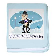 scrooge baby blanket