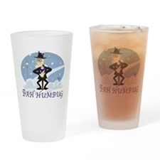 scrooge Drinking Glass