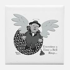 wonderful life Tile Coaster