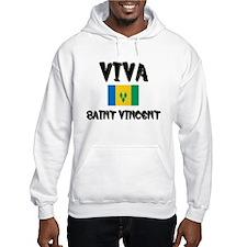 Viva Saint Vincent Hoodie