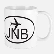johannesburg airport.jpg Mug