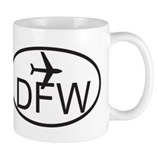 dallas airport.jpg Mug