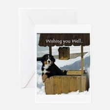 Wishing You Well Greeting Cards