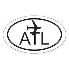 atlanta airport.jpg Decal