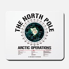 The North Pole Mousepad