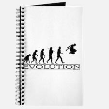 Evolution Parkour Journal