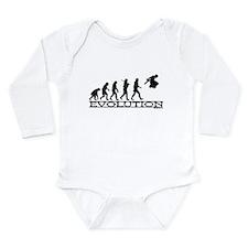 Evolution Parkour Long Sleeve Infant Bodysuit