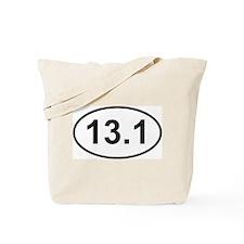 131 half marathon.jpg Tote Bag