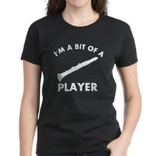Cool Clarinet designs Tee