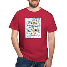 Flying Eye's Black T-Shirt