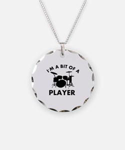 Cool Drums designs Necklace