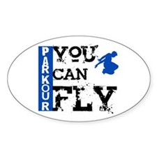 Parkour - You Can Fly Decal