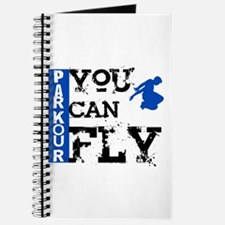 Parkour - You Can Fly Journal