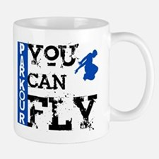 Parkour - You Can Fly Mug