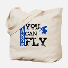 Parkour - You Can Fly Tote Bag